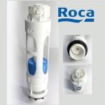 AH0003600R ROCA Mecanismo doble pulsador D1D Varilla roscable