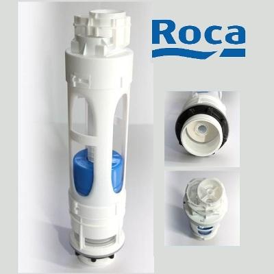 Ah0003600r roca mecanismo doble pulsador d1d varilla for Mecanismo de cisterna roca modelo victoria